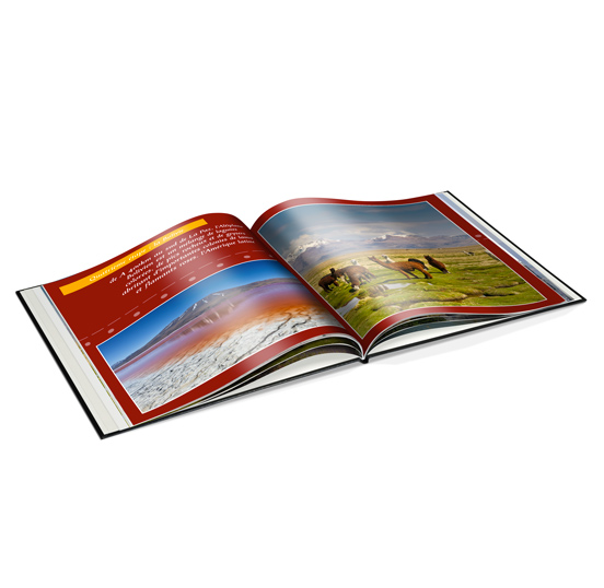 Livre photo Carré 30